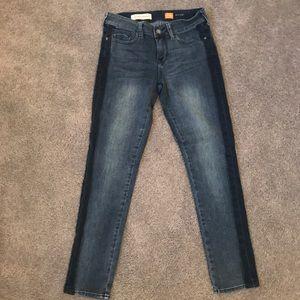 Anthropologie Pilcro & Letterpress Stet Jeans